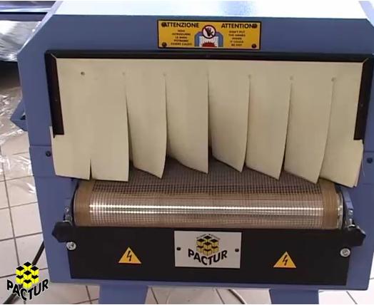 Retractiladora semiautomática -3