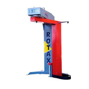 Enfardadora Rotax S3200 automática con brazo rotativo