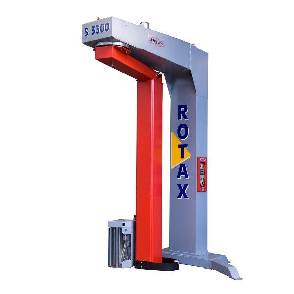 Envolvedora enfardadora automática brazo rotativo Rotax S3300