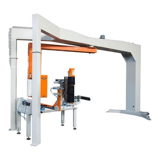 Envolvedora enfardadora automática brazo rotativo Rotax S5300 -3