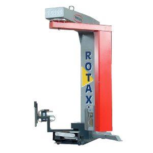 Envolvedora enfardadora automática brazo rotativo Rotax S5300