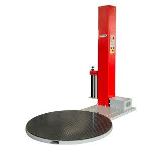 Envolvedora enfardadora semiautomática plataforma giratoria Facile Zero.1