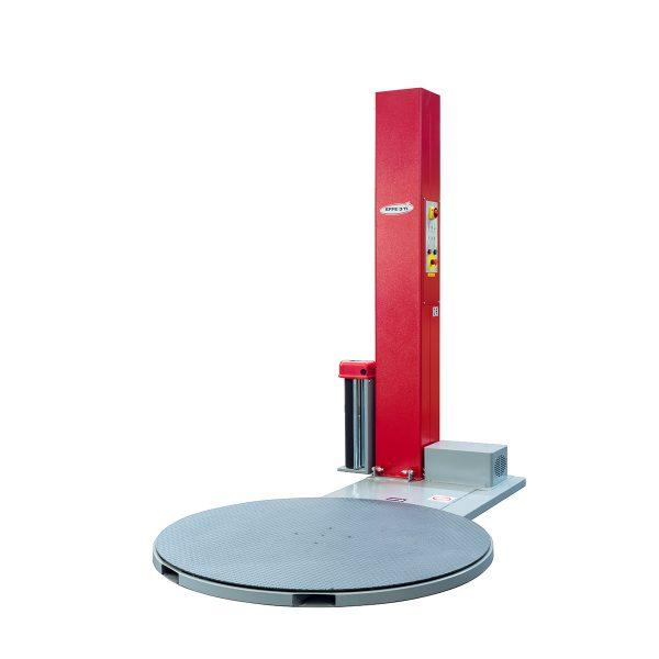 Envolvedora enfardadora semiautomática plataforma giratoria Facile Zero.3