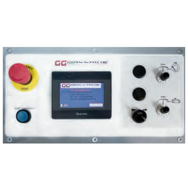 Envolvedoras Horizontales para film extensible automática evoring a ggmacchine-3