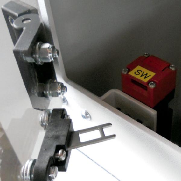 Envolvedoras Horizontales para film extensible semiautomática evoring S ggmacchine 3