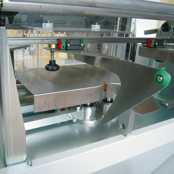Máquina embolsadora Film semiautomática Zed dm-pack-3
