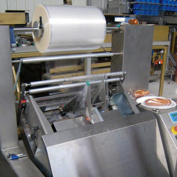 Máquina enfajadora retráctil Film automática Zed dm pack 5