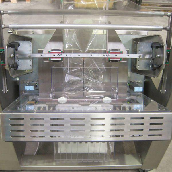 Máquina enfajadora retráctil Film automática Zed dm pack 6