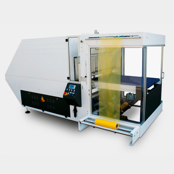 Máquina embolsadora retráctil Film automática Ares dm pack