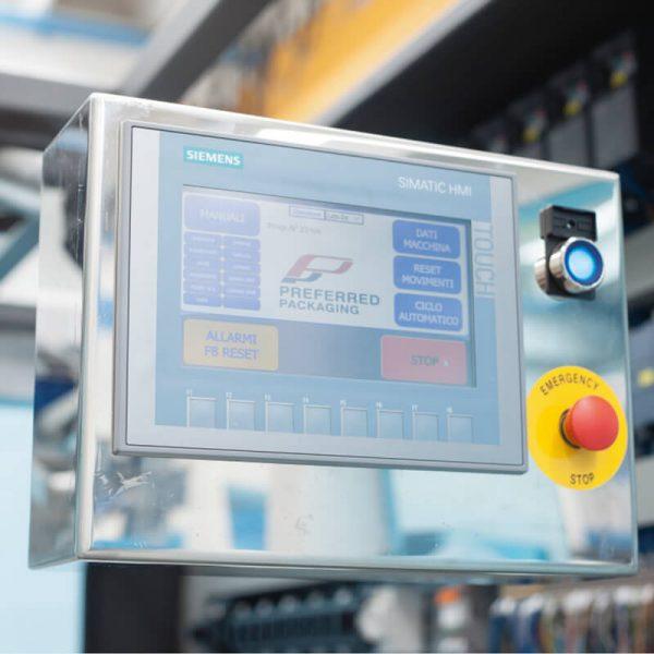 Máquina embolsadora retráctil Film automatica Star Evo-1