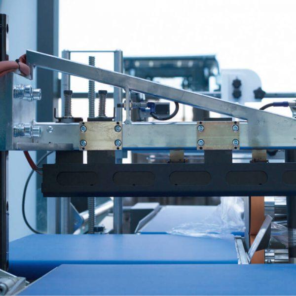 Máquina embolsadora retráctil Film automatica Star Evo-3