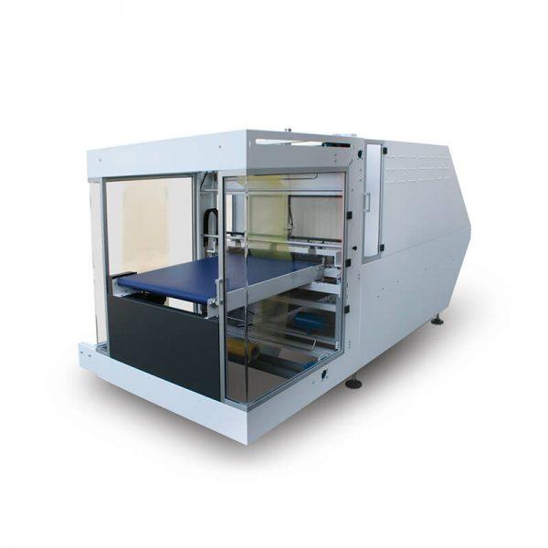 Máquina enfajadora retráctil Film automática Ares dm pack-1