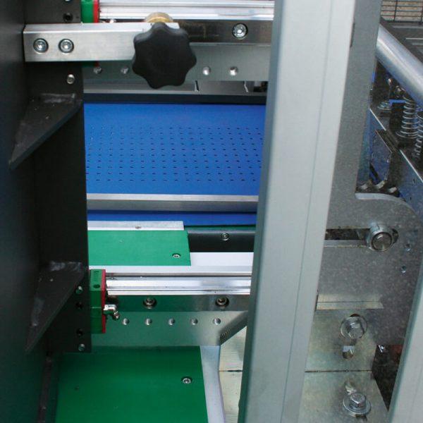 Máquina enfajadora retráctil Film automática Ares dm-pack-6