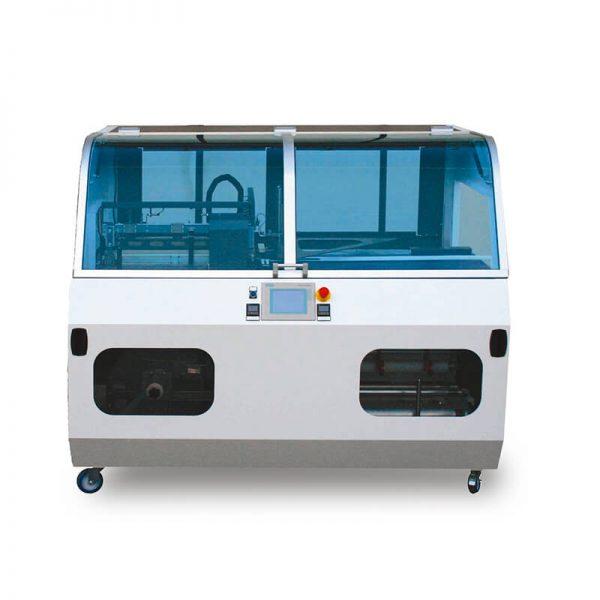 Máquina enfajadora retráctil Film automática Flo dm pack-3