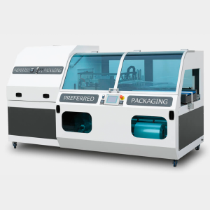 Máquina enfajadora retráctil Film automática Flo dm pack
