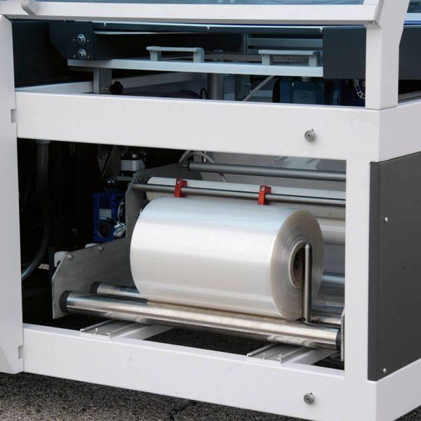 Máquina enfajadora retráctil Film automática Flo dm pack-7