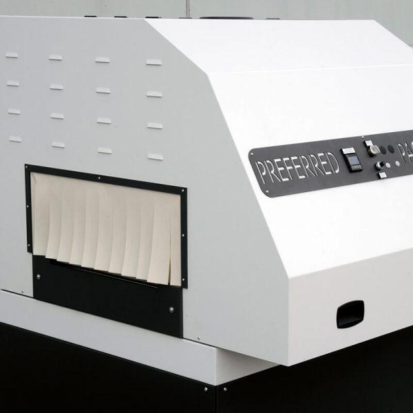 Máquina retractiladora Tunel retráctil neos dmpack-4