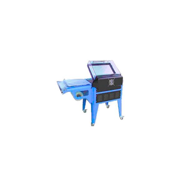 Retractiladora soldadora campana klok550-1