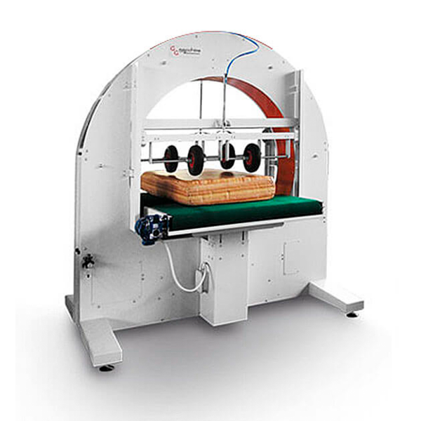 Envolvedoras Horizontales para film extensible automática at1600-a ggmacchine