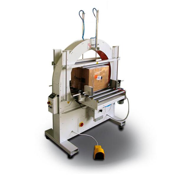 Envolvedoras Horizontales para film extensible automática box800-a ggmacchine