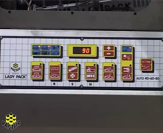 Máquina retractiladora Tunel retráctil Unica 1