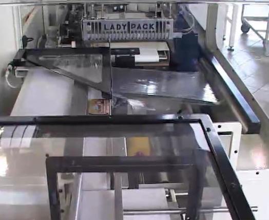 Máquina retractiladora Tunel retráctil Unica-4