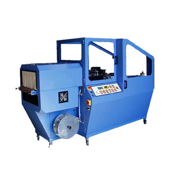 Máquina retractiladora Tunel retráctil Única
