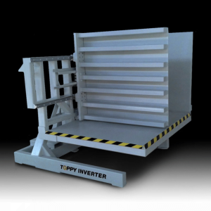 Inverter movable platform