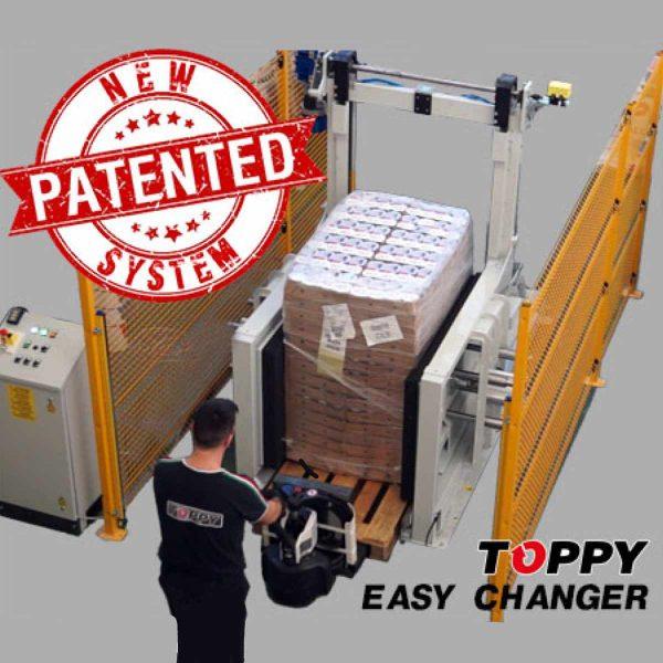 Easy Pallet Changer 3