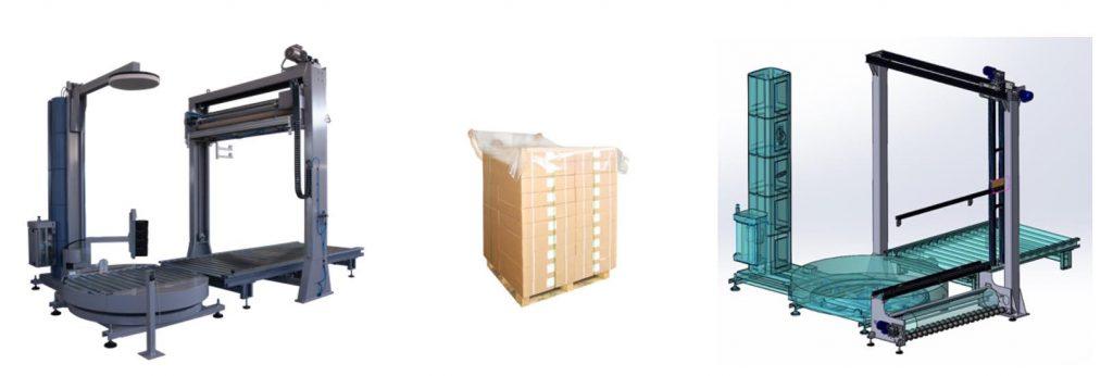 Soluciones antipolvo antilluvia