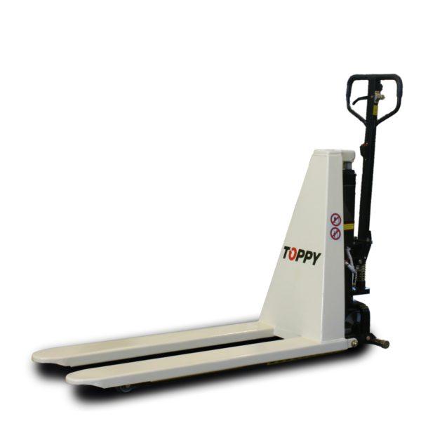 Toppy elevador transpaleta eléctrica