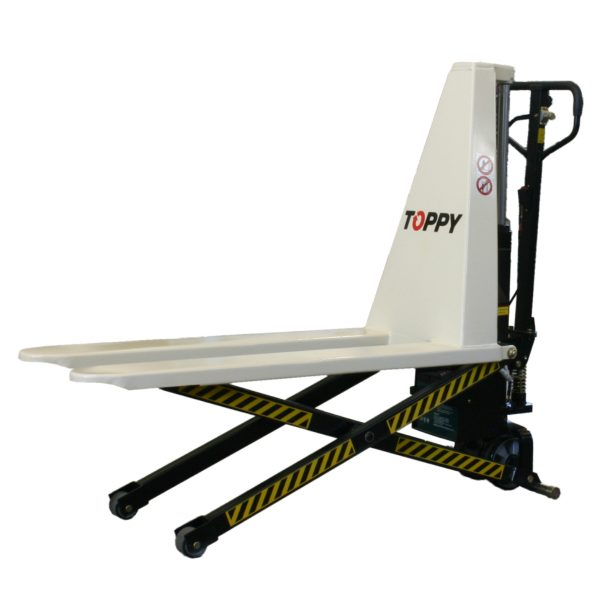 Toppy elevador transpaleta electrica 2