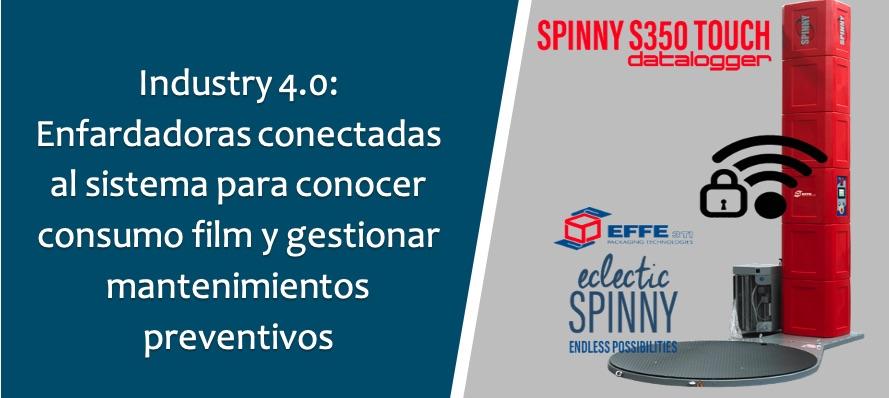 Spinny S350 datalogger